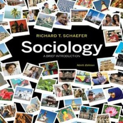 Sociology a brief introduction 9th edition