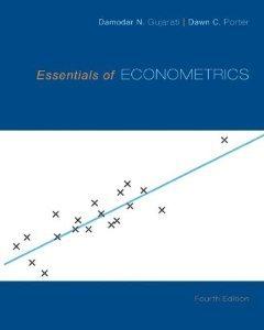 Gujarati econometrics porter and basic pdf