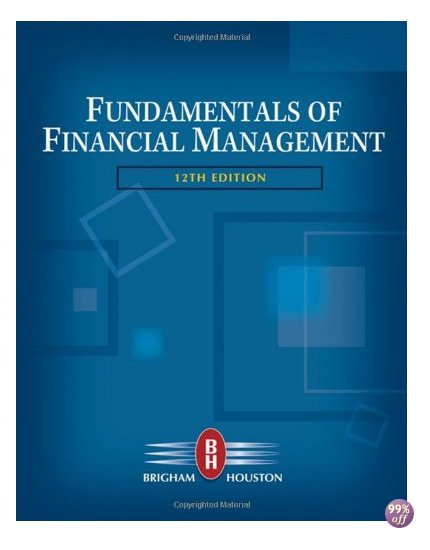 Test Bank For Fundamentals Of Financial Management 12th Edition By Brigham Test Bank Corp